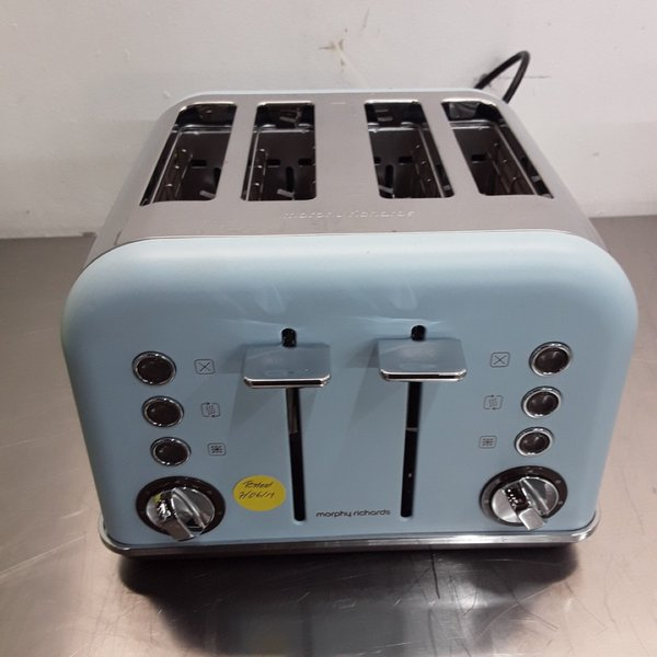 Ex Demo Morphy Richards CS800 4 Slot Toaster (9009)