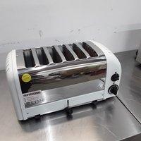 Ex Demo Dualit E975 6 Slot Toaster (9010)