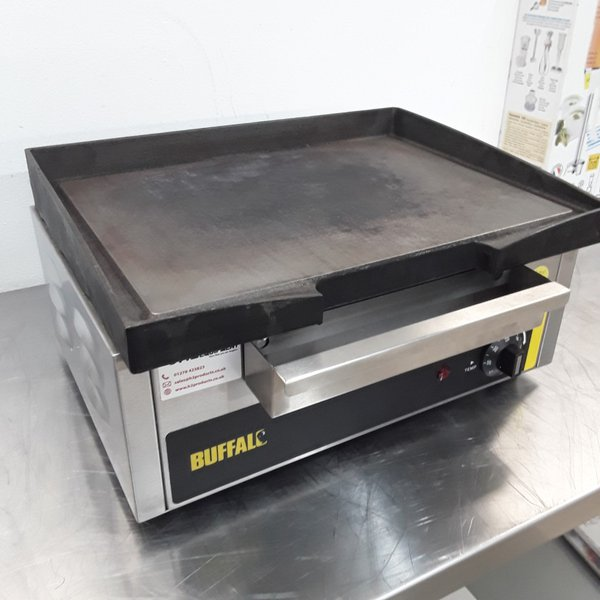 Used Buffalo P108 Flat Griddle (9011)