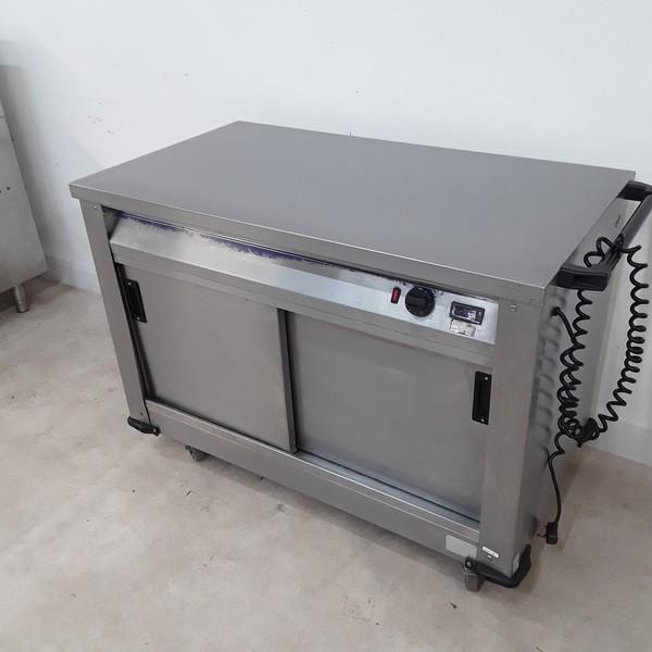 Buy Used  Hot Cupboard Trolley(9014)