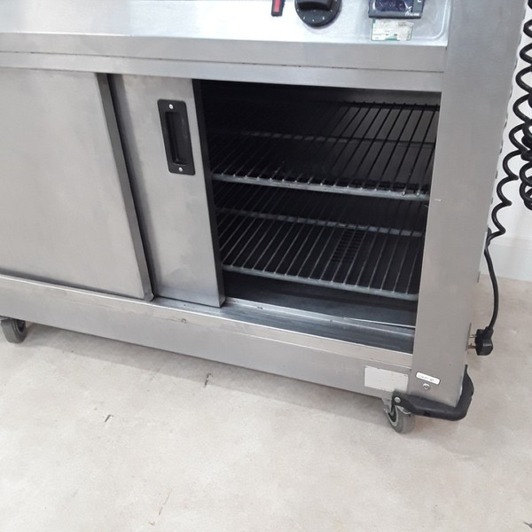 Hot Cupboard Trolley(9014)