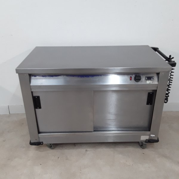 Used  Hot Cupboard Trolley	(9014)