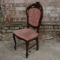 Solid Wood Louis Chairs