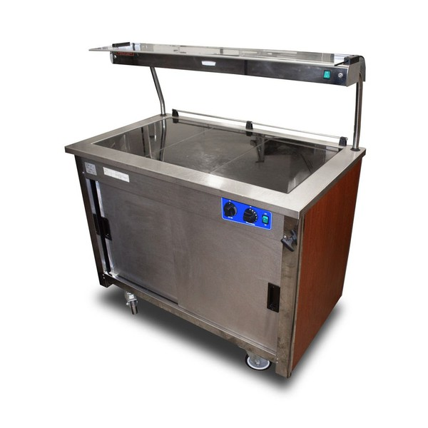 Heated counter for sale