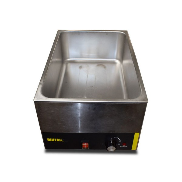 Secondhand bain marie