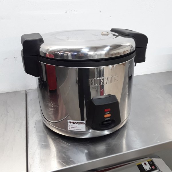 Used Buffalo J300 Rice Cooker 6L (9031)