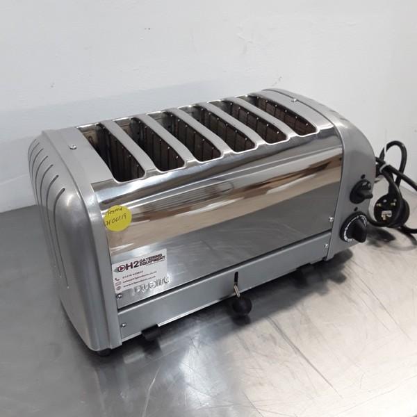 Buy Used Dualit  6 Slot Toaster (9032)