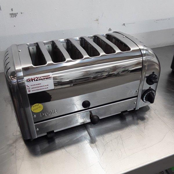 Dualit 60144 6 Slot Toaster