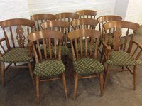 Traditional farmhouse chairs for sale
