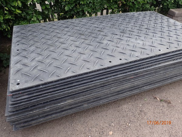 Greentek Ground Protection Mats / Track Mats