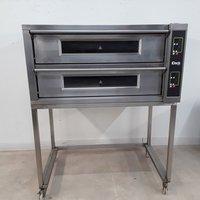 Used Moretti Forni ID10/65D Double Pizza Oven (A9060)