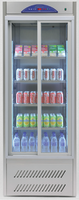 HJ600U Tall bottle fridge by Williams