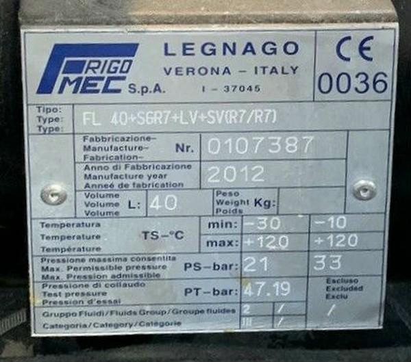 Legnago FL 40 + SGR7