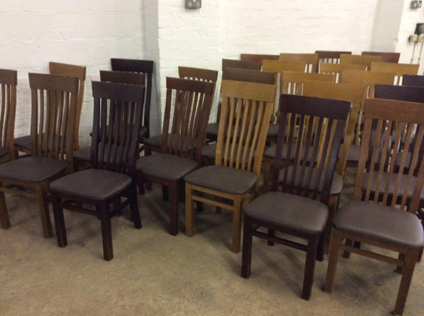 26x Dining Chairs (CODE DC 900)