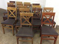 17x Dining Chairs (CODE DC 899)