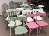 28x Assorted Coloured Chairs (CODE DC 898)