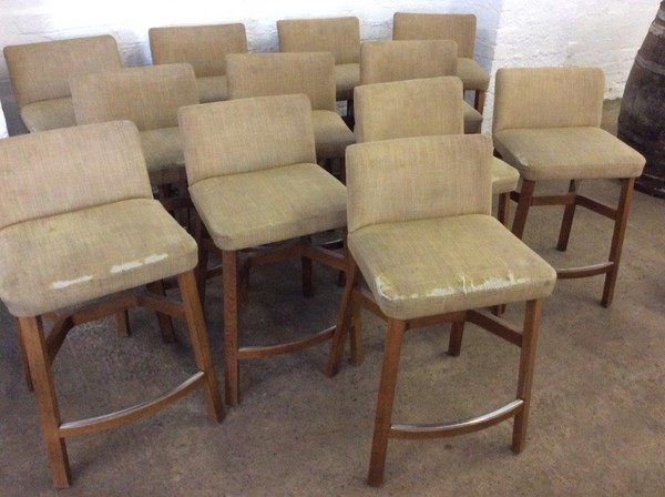 12x Bar Chairs (CODE BS 184)