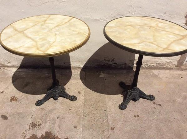 6x Outdoor Tables (CODE OT 172)