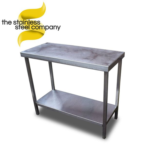 1m Commercial stainless steel table for sale