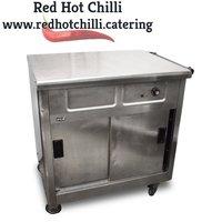Lincat Hot Cupboard Trolley (Ref: RHC3998)