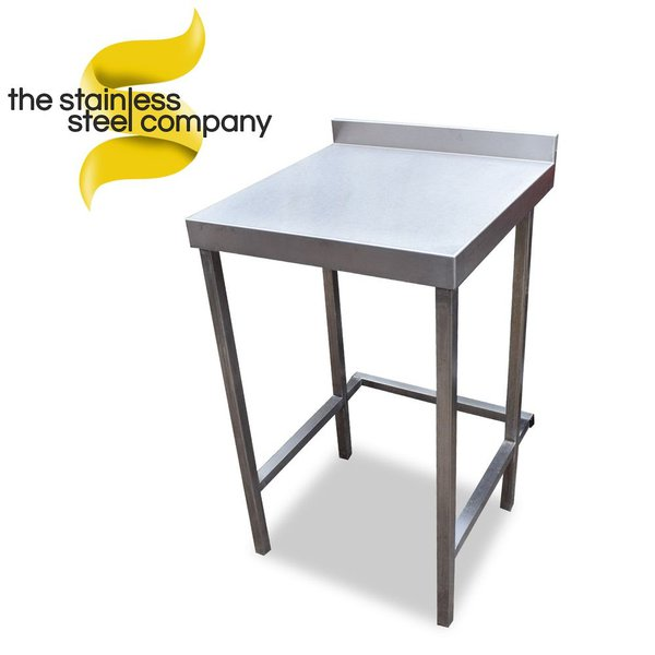 50cm stainless steel table