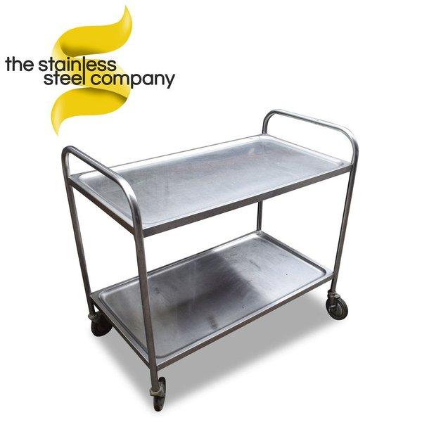 Food service trolley