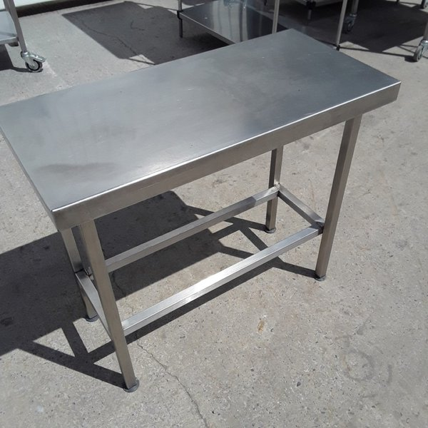 Used   Stainless Steel Table Stand(9073)