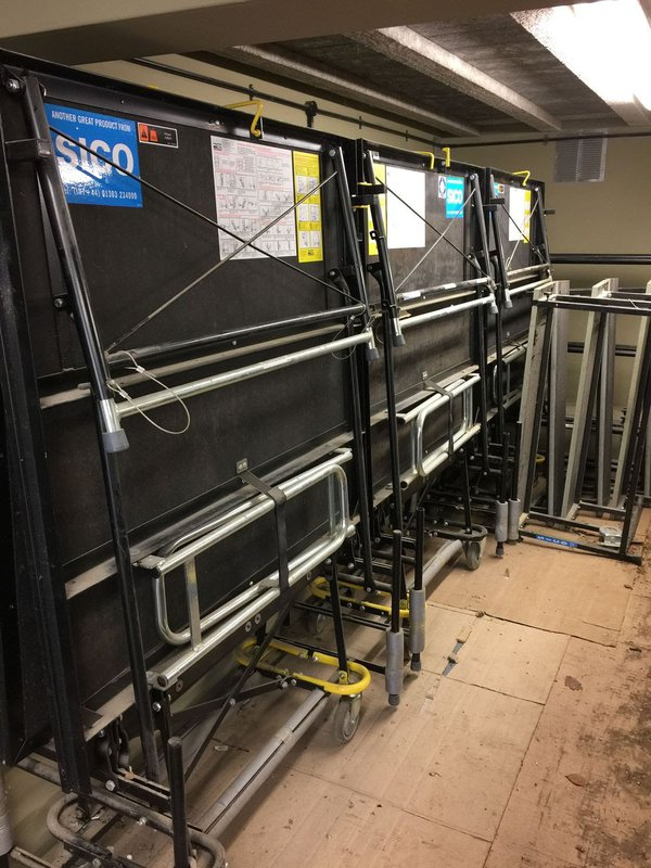 SICO portable stage for sale