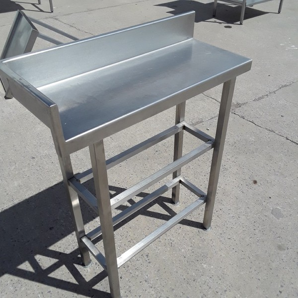 Used Stainless Steel Infill Table (9070)