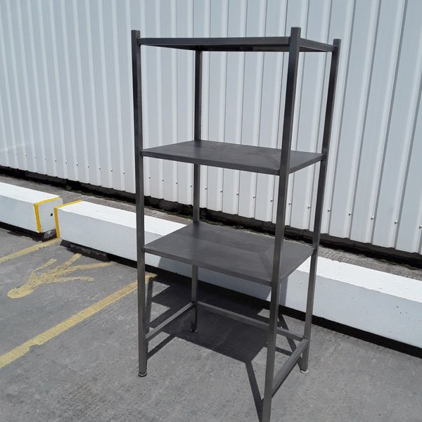 Used Stainless Steel Rack Shelf (9065)