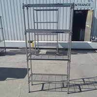 Buy Used Stainless Steel Rack Shelf (9086)