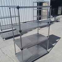 Cidelstock  Stainless Steel Rack Shelf (9081)