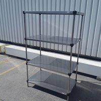 Used Cidelstock  Stainless Steel Rack Shelf	(9080)