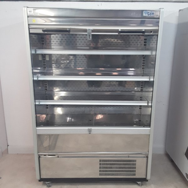 Multideck fridge