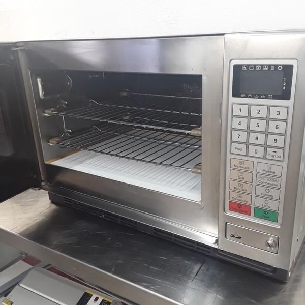 Panasonic NE-C1275 Combi Microwave Oven 1800W(9098)