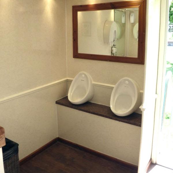 Gents Urinals