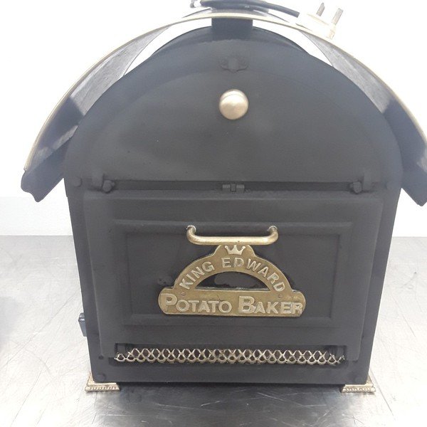Used King Edward Jacket Potato Oven (9102)
