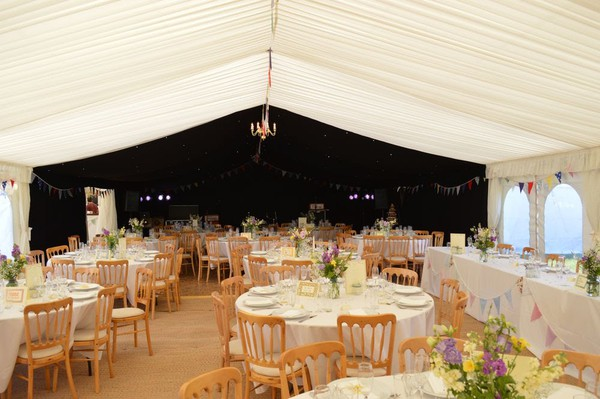 Wedding hire marquee business for sale