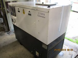 Supper silent 12.5kva single phase