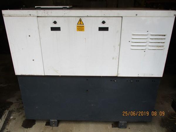 Quiet generator 12kva