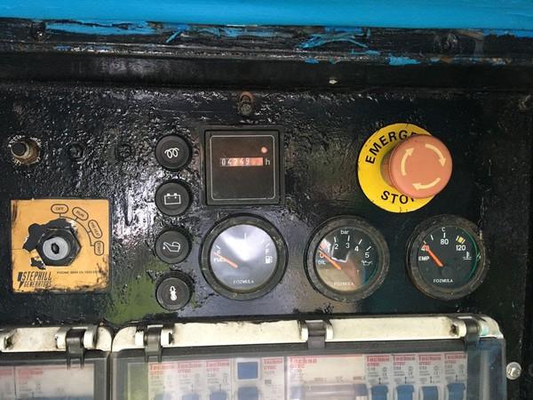 Steehill generator for sale