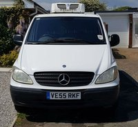 Mercedes Vito Refrigerated van