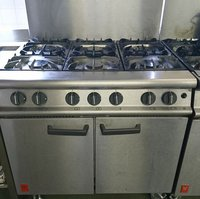 Falcon 6 Range Gas Cooker