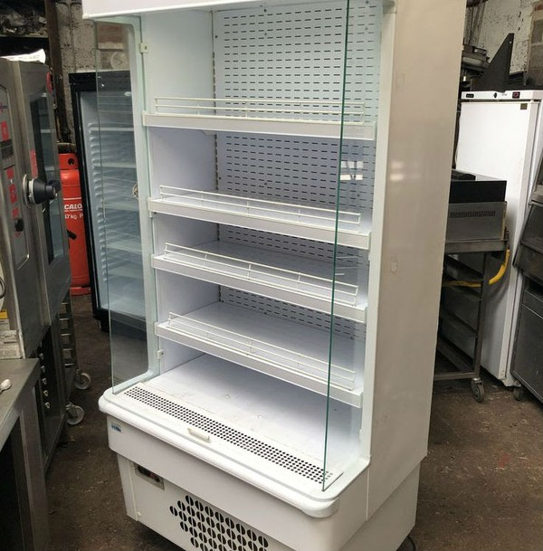 Multi deck shop fridge