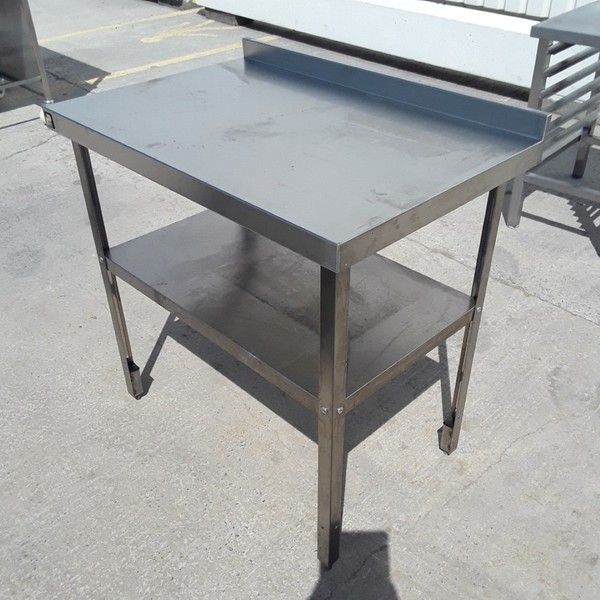 Used Parry Stainless Steel Table (9149)