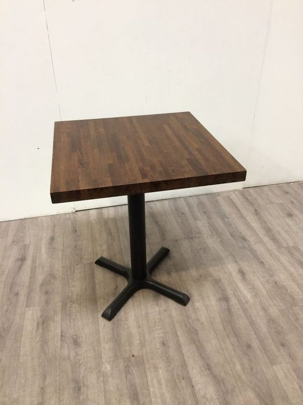 Butchers block dining tables