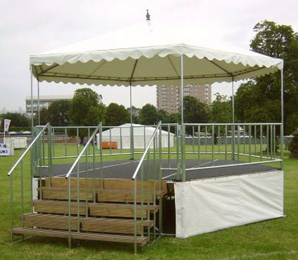 Band stand marquee for sale