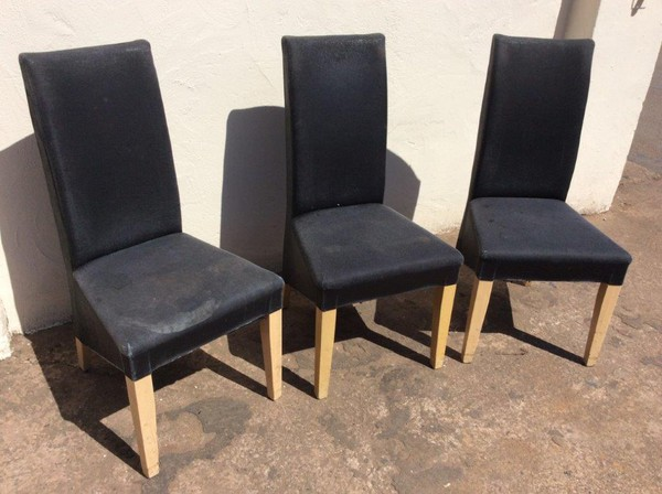 160x Dining Chairs (CODE DC 902)