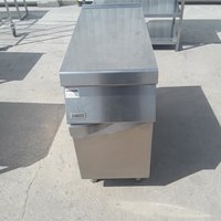 Used Zanussi  Stainless Steel Table Cabinet	(9181)
