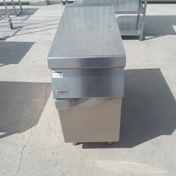 Used Zanussi  Stainless Steel Table Cabinet(9181)